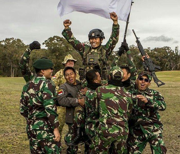 Kekuatan Tentara Militer Pertahanan Indonesia